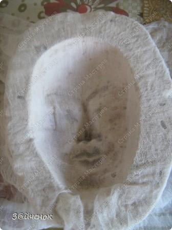 Мастер-класс Папье-маше: Как я делаю маски Бумага газетная, Глина. Фото 5