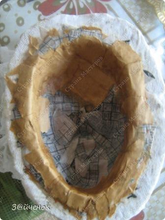 Мастер-класс Папье-маше: Как я делаю маски Бумага газетная, Глина. Фото 9