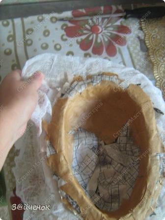Мастер-класс Папье-маше: Как я делаю маски Бумага газетная, Глина. Фото 10