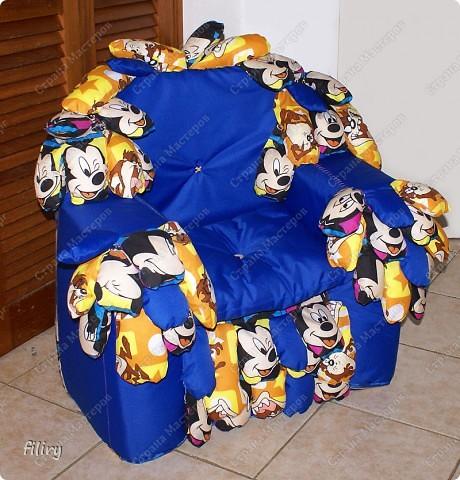 Мастер-класс Шитьё: экологическая детская мебель(№1,2,3) Бутылки пластиковые. Фото 1