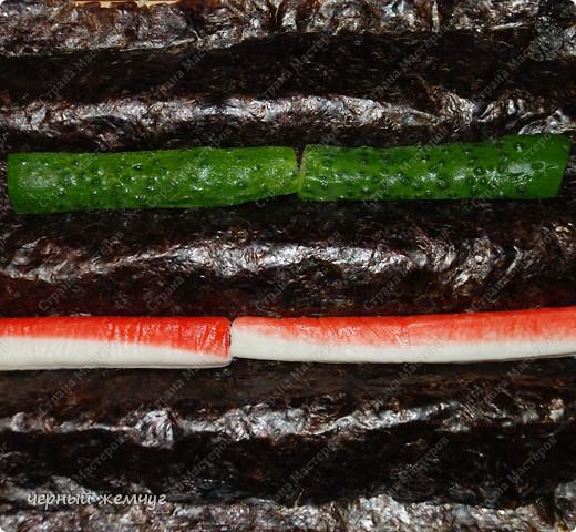Кулинария, Мастер-класс Рецепт кулинарный: Маки-суши Овощи, фрукты, ягоды, Продукты пищевые. Фото 7