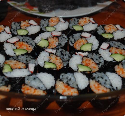 Кулинария, Мастер-класс Рецепт кулинарный: Маки-суши Овощи, фрукты, ягоды, Продукты пищевые. Фото 9