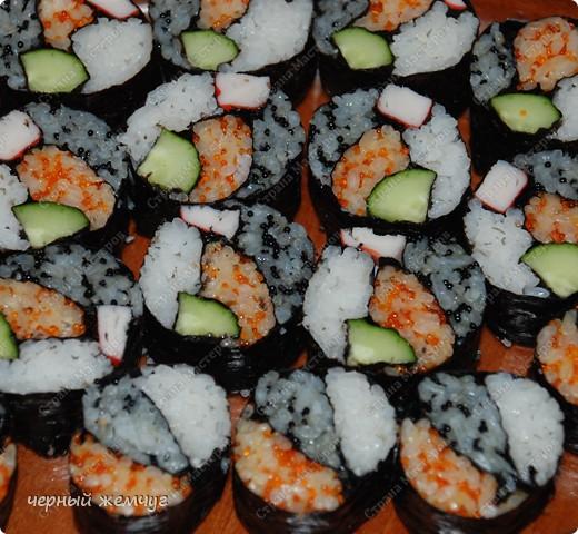 Кулинария, Мастер-класс Рецепт кулинарный: Маки-суши Овощи, фрукты, ягоды, Продукты пищевые. Фото 8