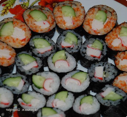 Кулинария, Мастер-класс Рецепт кулинарный: Маки-суши Овощи, фрукты, ягоды, Продукты пищевые. Фото 10