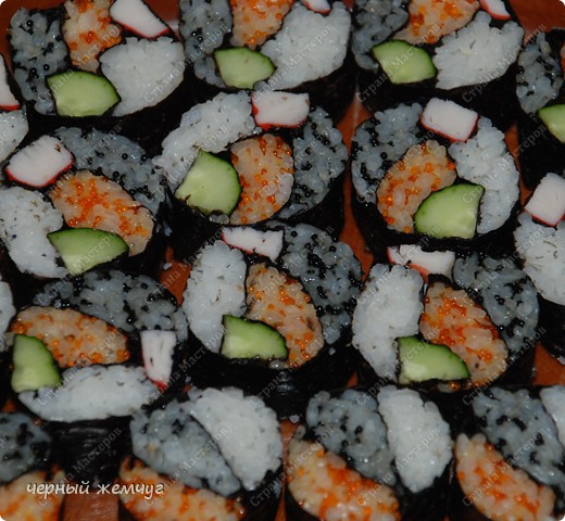 Кулинария, Мастер-класс Рецепт кулинарный: Маки-суши Овощи, фрукты, ягоды, Продукты пищевые. Фото 1