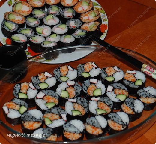 Кулинария, Мастер-класс Рецепт кулинарный: Маки-суши Овощи, фрукты, ягоды, Продукты пищевые. Фото 11