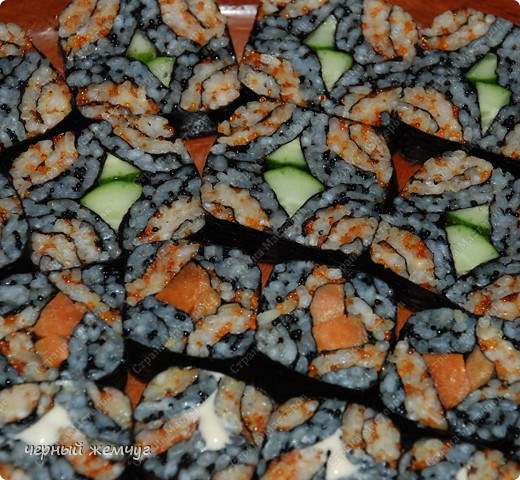 Кулинария, Мастер-класс Рецепт кулинарный: Футомаки Овощи, фрукты, ягоды, Продукты пищевые. Фото 1