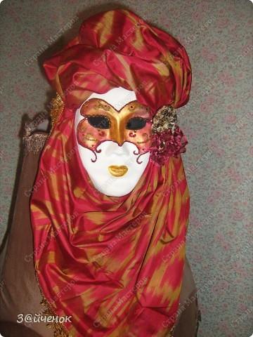Мастер-класс: Как я делаю маски (часть третья). Фото 11