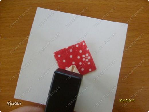 Карточка АТС, Мастер-класс Артишок: Елочные шарики-2 + МК Ткань Новый год. Фото 4
