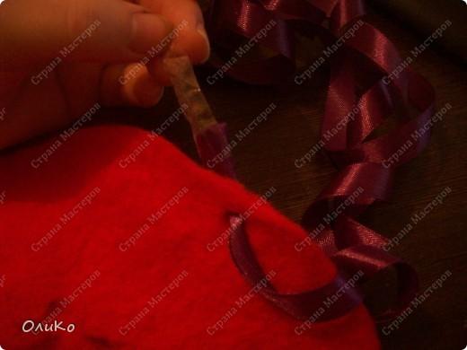 Фэн-шуй Валяние (фильцевание): Денежный талисманчик Шерсть Дебют. Фото 27