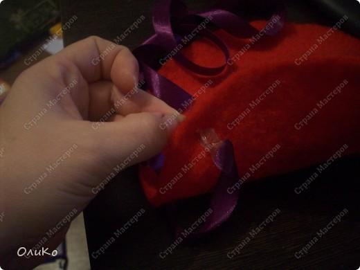 Фэн-шуй Валяние (фильцевание): Денежный талисманчик Шерсть Дебют. Фото 26
