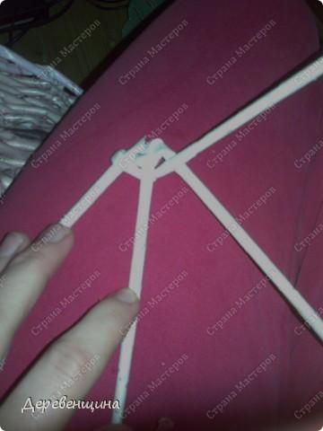Мастер-класс Плетение: бабочки бумажные Бумага. Фото 13