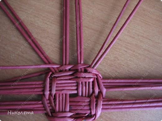 Мастер-класс, Поделка, изделие Плетение: ёжик из газет Бумага газетная Отдых. Фото 7
