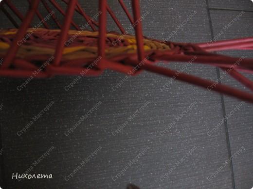 Мастер-класс, Поделка, изделие Плетение: ёжик из газет Бумага газетная Отдых. Фото 9