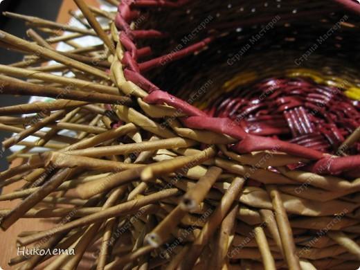 Мастер-класс, Поделка, изделие Плетение: ёжик из газет Бумага газетная Отдых. Фото 16