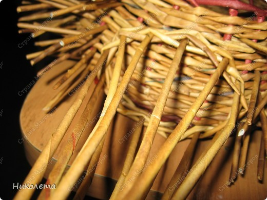 Мастер-класс, Поделка, изделие Плетение: ёжик из газет Бумага газетная Отдых. Фото 18