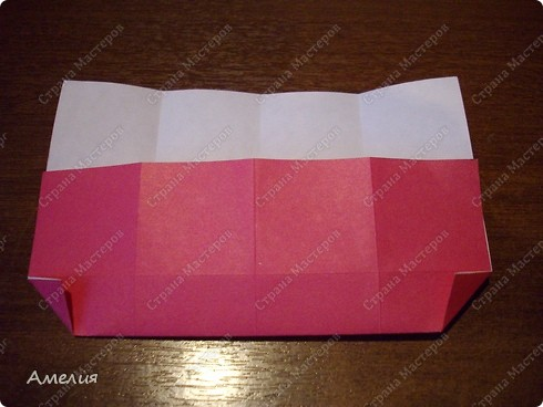 Мастер-класс Оригами, Оригами модульное: Розочки Кавасаки в вазочке+МК Бумага. Фото 18