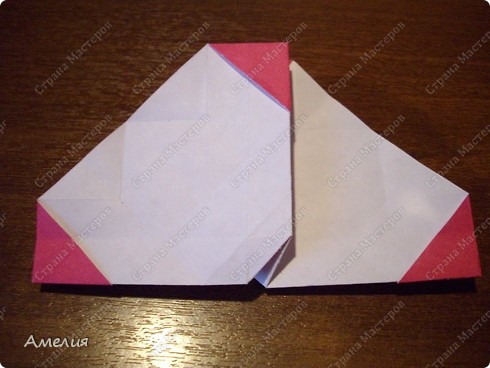 Мастер-класс Оригами, Оригами модульное: Розочки Кавасаки в вазочке+МК Бумага. Фото 30