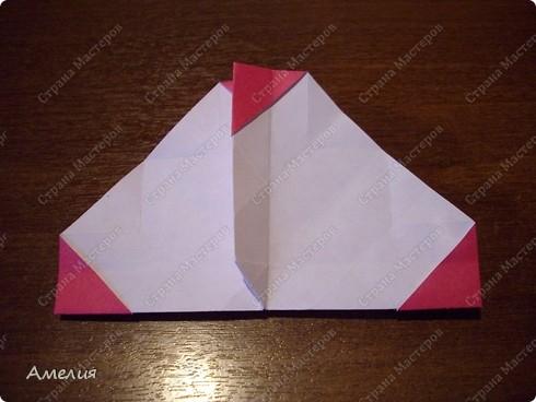 Мастер-класс Оригами, Оригами модульное: Розочки Кавасаки в вазочке+МК Бумага. Фото 31