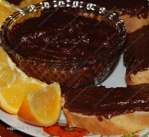 Кулинария, Мастер-класс Рецепт кулинарный: Шоколадно-банановый джем Овощи, фрукты, ягоды, Продукты пищевые. Фото 1