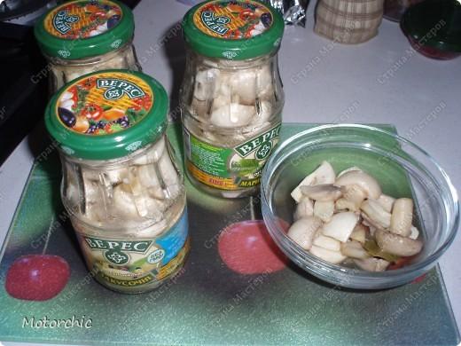 Кулинария, Мастер-класс: Маринованные шампиньоны: быстро и вкусно Продукты пищевые. Фото 1