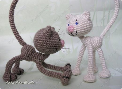 Игрушки-кошки и собачки