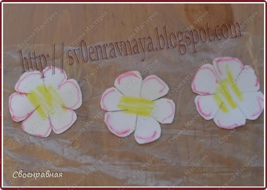 Мастер-класс Бумагопластика: Цветы из бумаги Бумага Свадьба. Фото 3