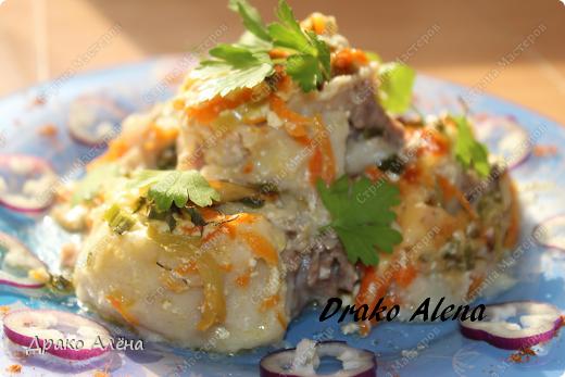 Мастер-класс Рецепт кулинарный: Ленивые пельмени + мини МК Продукты пищевые. Фото 5