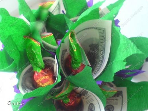 Поделка, изделие Валяние (фильцевание): Подарки Бумага гофрированная, Тесто соленое, Шерсть День рождения. Фото 3