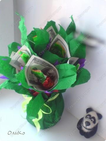 Поделка, изделие Валяние (фильцевание): Подарки Бумага гофрированная, Тесто соленое, Шерсть День рождения. Фото 4