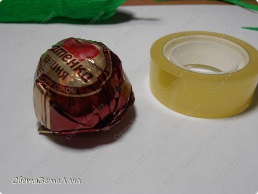 Мастер-класс, Свит-дизайн Бумагопластика: Змейка - презент за 15 минут................. Бумага гофрированная Новый год. Фото 12