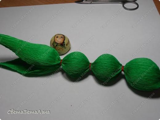 Мастер-класс, Свит-дизайн Бумагопластика: Змейка - презент за 15 минут................. Бумага гофрированная Новый год. Фото 15