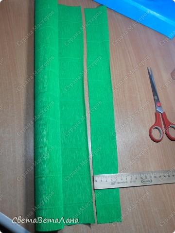 Мастер-класс, Свит-дизайн Бумагопластика: Змейка - презент за 15 минут................. Бумага гофрированная Новый год. Фото 2