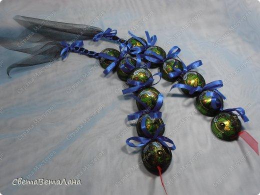 Декор предметов, Свит-дизайн Моделирование: ..и карусельки....и змейки... Бумага гофрированная, Сетка. Фото 8