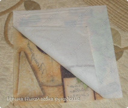 Мастер-класс Декупаж: Тарелка декупаж Бумага. Фото 3