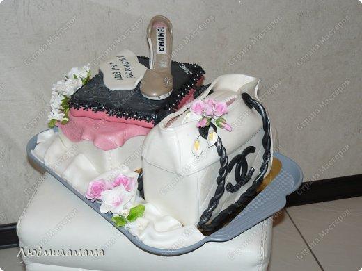 Фото торта любимой жене