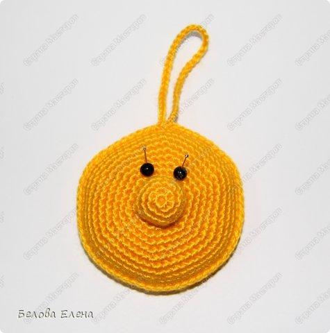 Мастер-класс Вязание крючком: Солнышко Пряжа. Фото 18