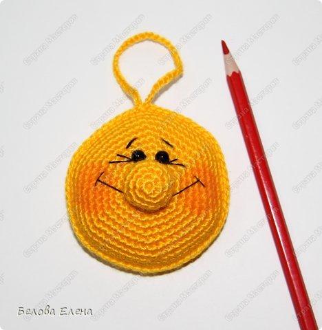 Мастер-класс Вязание крючком: Солнышко Пряжа. Фото 20
