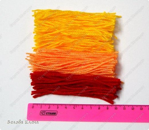Мастер-класс Вязание крючком: Солнышко Пряжа. Фото 21