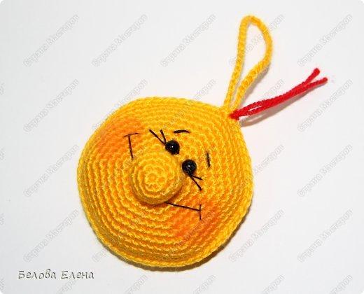 Мастер-класс Вязание крючком: Солнышко Пряжа. Фото 23