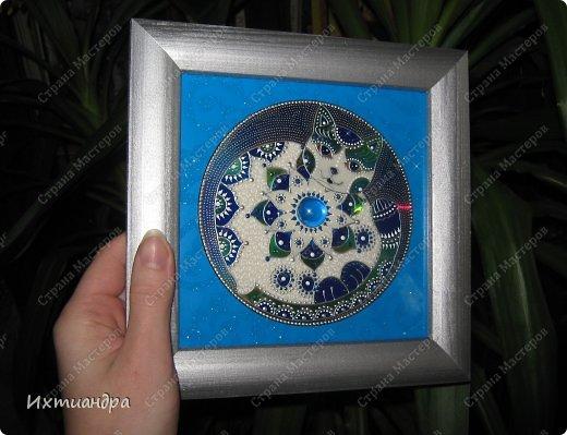 Декор предметов Роспись: Дискомания - 2 Диски компьютерные, Краска. Фото 10