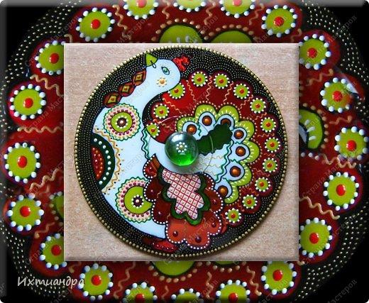 Декор предметов Роспись: Дискомания - 2 Диски компьютерные, Краска. Фото 16
