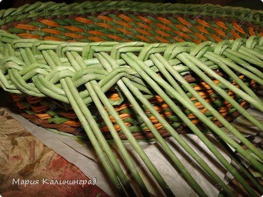 Поделка, изделие Декупаж, Плетение: Раз шкатулка... два шкатулка ... Бумага газетная, Картон, Трубочки бумажные. Фото 10