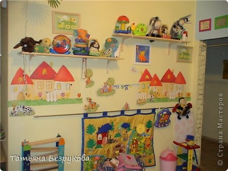 Декор предметов Рисование и живопись: Оформление детской комнаты. . Фото 5