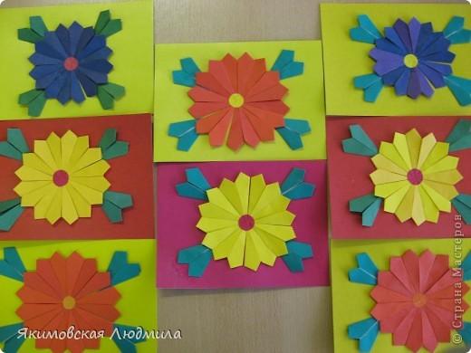 Сделать открытки ко дню учителя