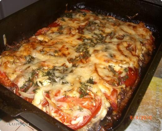 мясные с картофелем блюда в духовке рецепты