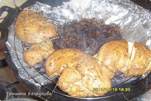 Кулинария: Копченые  грудки. . Фото 13