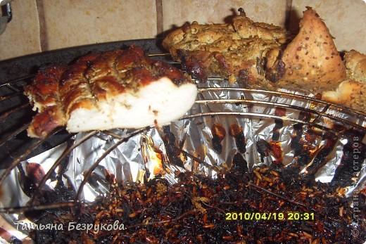 Кулинария: Копченые  грудки. . Фото 10