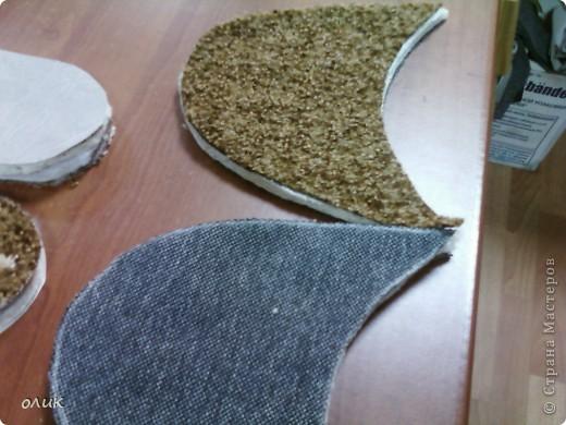 Мастер-класс,  Шитьё, : Домашние тапочки для себя и для гостей. Кожа, Мех, Ткань . Фото 6