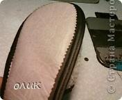 Мастер-класс,  Шитьё, : Домашние тапочки для себя и для гостей. Кожа, Мех, Ткань . Фото 18